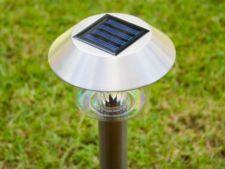 Cum alegi lampile solare pentru curte