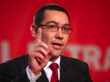 Victor Ponta a anuntat componenta noului Guvern