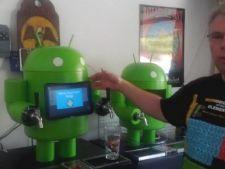 Google a creat un dozator de bere cu Android