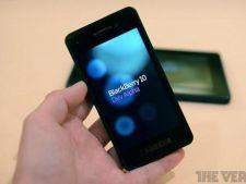 RIM a prezentat BlackBerry 10 dezvoltatorilor de aplicatii