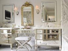 Cum sa folosesti mobilierul din oglinzi