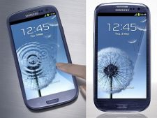 Samsung Galaxy S III, lansat in sfarsit la Londra. Afla specificatiile oficiale