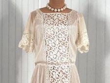 Cum reconditionezi o rochie vintage