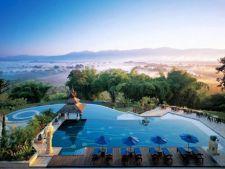 Hoteluri cu infinity pool senzationale