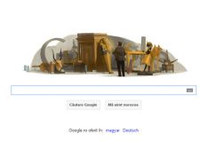 Howard Carter, sarbatorit de Google
