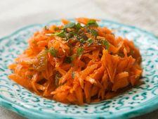 Salata de morcovi cu aroma de portocale