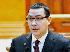 Victor Ponta renunta la proiectul PDL privind organizarea teritoriala a Romaniei
