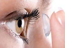 Riscuri ale purtarii lentilelor de contact