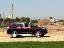 Inedit: Toyota a inaugurat in Bucuresti o pista dedicata masinilor 4x4