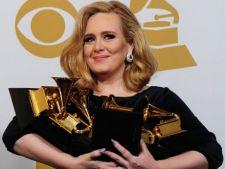 Adele, marea castigatoare a galei Ivor Novello Awards