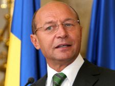Traian Basescu: Seful politicii externe a statului roman este seful statului roman