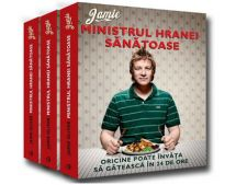 Top carti Jamie Oliver