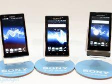 Sony Xperia P, U si Sola ajung in Romania