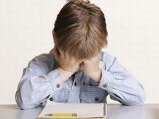 Semne de stres la copii. Solutii
