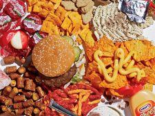 Junk food provoaca aparitia bolilor mintale