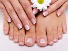 Ingrijirea unghiilor de la picioare in 4 pasi