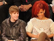 Un nou cuplu in showbiz-ul international- Justin Bieber si Rihanna?