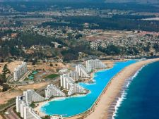 Cea mai mare piscina din lume se afla in Chile
