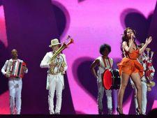 Eurovision 2012: Romania s-a clasat pe locul 12