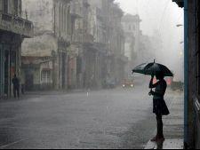 Meteo: Vremea va ramane ploioasa luni si marti