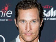 Matthew McConaughey a primit rolul lui John F.Kenendy, in pelicula