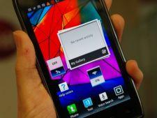 Motorola a prezentat noul skin Android 4.0
