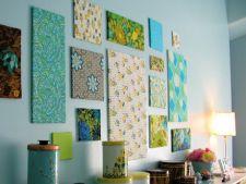 Decoratiuni ieftine pentru pereti