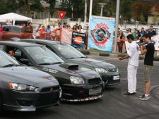 Festival auto-moto in Bucuresti