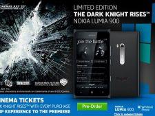 Editia speciala Nokia Lumia 900 Batman, disponibila in doar 900 unitati