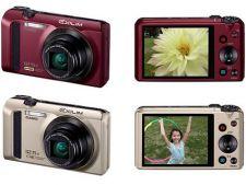 Un nou concurent pe piata de camere foto compacte: Casio Exilim EX-ZR300