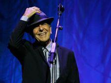 Leonard Cohen concerteaza din nou la Bucuresti