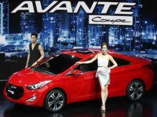 Hyundai Elantra Coupe a debutat la Salonul Auto de la Busan