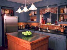 Combinatii reusite de culori pentru bucatarie