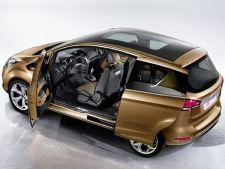Ford B-Max intra in productie la 25 iunie