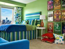 Decoreaza cu ajutorul culorilor puternice: 6 idei indraznete