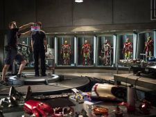 Iron Man 3 - prima imagina oficiala