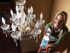 Curatarea candelabrului: 3 metode eficiente