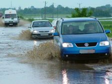 Cod galben de ploi si vijelii in 17 judete din Romania