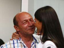 Traian Basescu isi doreste sa devina cat mai repede bunic