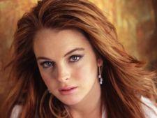 Lindsay Lohan, implicata intr-un accident rutier