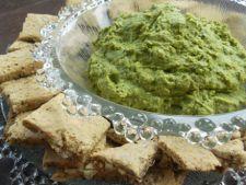 Hummus de spanac