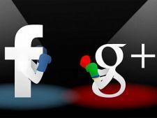 Utilizatorii Google+ acuza Facebook de tactici murdare
