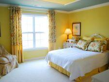 6 modalitati de a insera galbenul in designul dormitorului tau