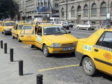 Razie in randul taximetristilor