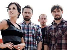 The Cranberries revine in Romania