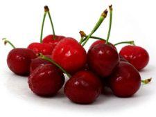 Beneficiile consumului de cirese