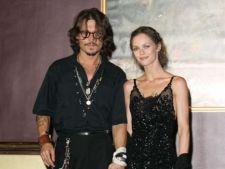 Johnny Depp si Vanessa Paradis s-au despartit, dupa 14 ani de relatie