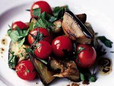Salata de rosii cu vinete