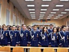 Absolventii din aparare vor fi incadrati incepand cu luna decembrie