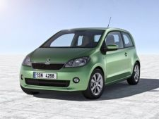 Skoda Citigo s-a lansat in Romania